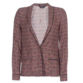 Vêtements Femme Vestes / Blazers Maison Scotch FROGK Prune