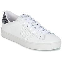 Chaussures Femme Baskets basses Victoria DEPORTIVO PIEL Blanc