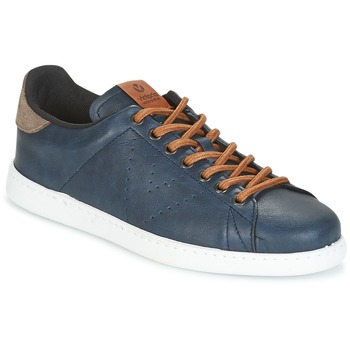 Chaussures Homme Baskets basses Victoria DEPORTIVO PU CONTRASTE Bleu