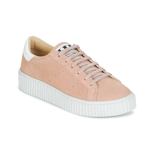 No Name PICADILLY SNEAKER Rose