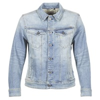 Vêtements Femme Vestes en jean G-Star Raw 3301 N BOYFRIEND DENIM JACKET Bleu