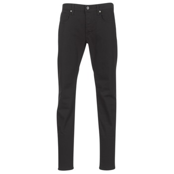 Vêtements Homme Jeans slim G-Star Raw 3301 SLIM Noir