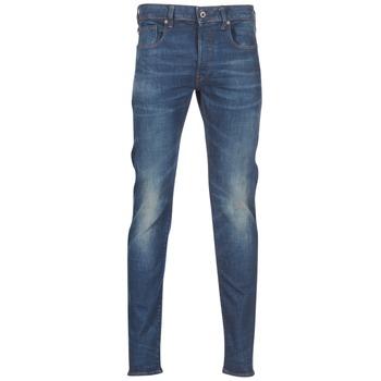 Vêtements Homme Jeans slim G-Star Raw 3301 SLIM Bleu