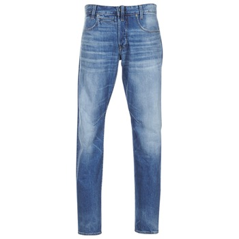 Vêtements Homme Jeans droit G-Star Raw D STAQ 5 PKT TAPERED Fleck