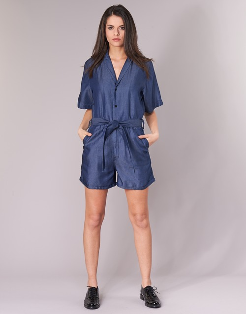 on feet images of to buy outlet boutique BRONSON SHORT JUMPSUIT