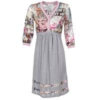 Vêtements Femme Robes courtes Cream ZAIROCE Gris