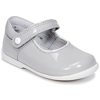 Chaussures Fille Ballerines / babies Start Rite NANCY Gris