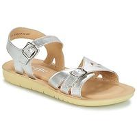 Chaussures Fille Sandales et Nu-pieds Start Rite SR SOFT HARPER Argenté
