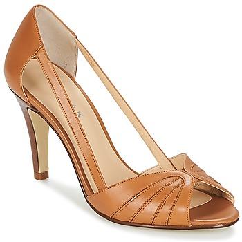 Chaussures Femme Sandales et Nu-pieds Jonak DAGILO Cognac