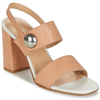 Chaussures Femme Sandales et Nu-pieds Jonak DERIKA Nude