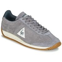 Chaussures Homme Baskets basses Le Coq Sportif QUARTZ PERFORATED NUBUCK Gris