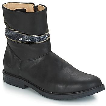 Chaussures Fille Sacs Bandoulière GBB MAFALDA Noir