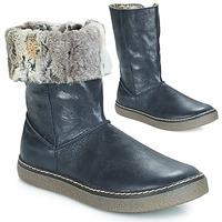 Chaussures Fille Bottes ville GBB DUBROVNIK VTE BLEU DPF/GLEN