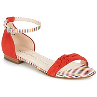 Chaussures Femme Sandales et Nu-pieds Peter Kaiser OSA Rouge
