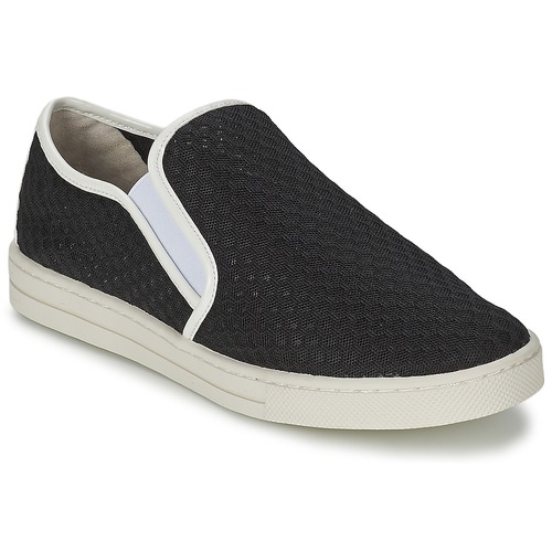 Chaussures Femme Slip ons Mellow Yellow SAJOGING Noir