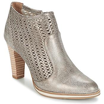 Chaussures Femme Bottines Myma LINOPOS Argenté
