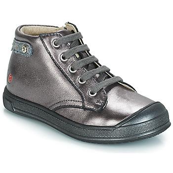 Chaussures Fille Sacs Bandoulière GBB REGINE Violet métalisé