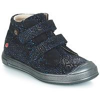 Chaussures Fille Boots GBB RACHEL Bleu