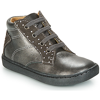 Chaussures Fille Boots GBB RAYA Gris