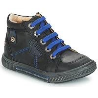 Chaussures Garçon Baskets montantes GBB RAYMOND Noir