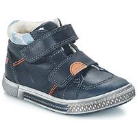 Chaussures Garçon Baskets montantes GBB ROBERT Bleu