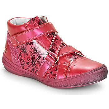 Chaussures Fille Baskets montantes GBB RADEGONDE Rose