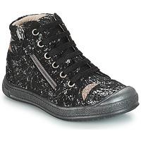 Chaussures Fille Baskets montantes GBB DESTINY Noir