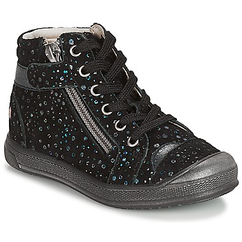 Chaussures Fille Baskets basses GBB DESTINY VTE NOIR CONFETTI DPF/EDIT