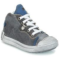 Chaussures Garçon Baskets montantes GBB RONALD Gris