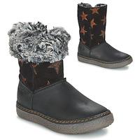 Chaussures Fille Sacs Bandoulière GBB DUBROVNIK Noir / Gris