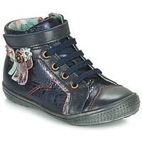 Chaussures Fille Boots Catimini ROSIER Marine