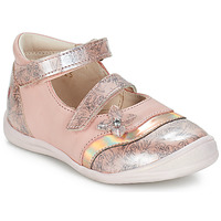 Chaussures Fille Ballerines / babies GBB STACY Rose