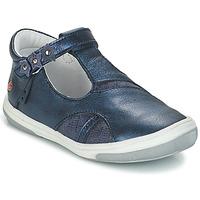 Chaussures Fille Ballerines / babies GBB SHAKIRA Bleu