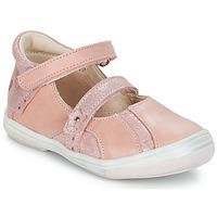 Chaussures Fille Sandales et Nu-pieds GBB SYBILLE VTE ROSE DPF/DINDA
