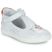 Chaussures Fille Ballerines / babies GBB SABRINA Blanc