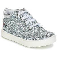 Chaussures Fille Boots GBB SACHA SVT ARGENT DPF/DINNER