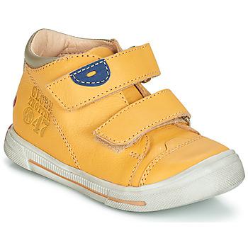 Chaussures Garçon Boots GBB SAMY Jaune