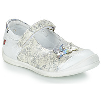 Chaussures Fille Ballerines / babies GBB SACHIKO Blanc