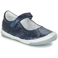 Chaussures Fille Ballerines / babies GBB SYRINE Bleu