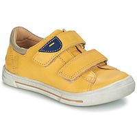 Chaussures Garçon Boots GBB SEBASTIEN Jaune