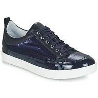 Chaussures Fille Bottes ville GBB ISIDORA VTS MARINE DPF/2706