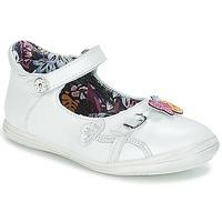 Chaussures Fille Ballerines / babies Catimini SITELLE Blanc