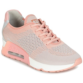 Chaussures Femme Baskets basses Ash LUCKY Rose