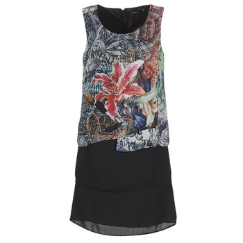 Vêtements Femme Robes courtes Desigual OULKE Multicolore