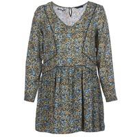 Vêtements Femme Robes courtes Kaporal VERA Beige / Multicolore