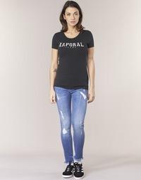 Vêtements Femme Jeans slim Kaporal PIA Bleu