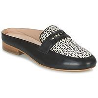 Chaussures Femme Mules Maruti BELIZ Noir / Blanc