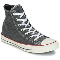 Chaussures Baskets montantes Converse CHUCK TAYLOR ALL STAR HI STONE WASH Gris