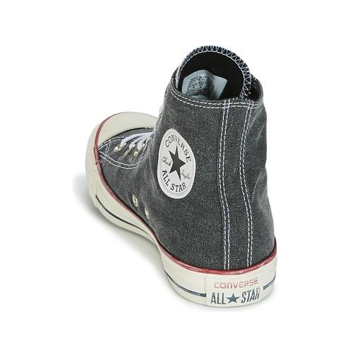 Converse CHUCK TAYLOR ALL STAR HI STONE WASH Gris
