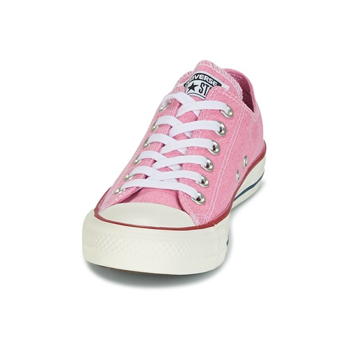 Converse CHUCK TAYLOR ALL STAR HI STONE WASH Rose